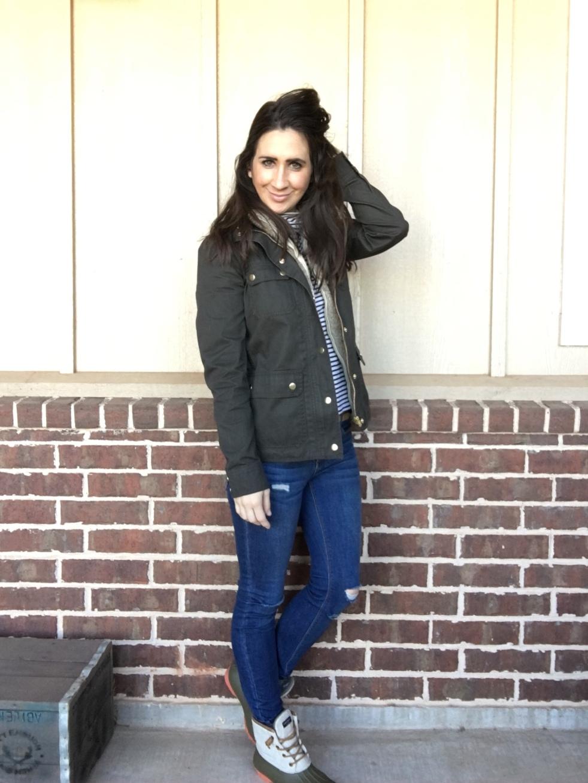 Magnolia Grace Blog Fall Look